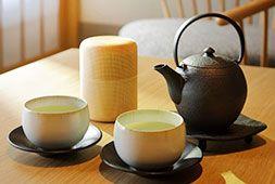 香り高い封切茶